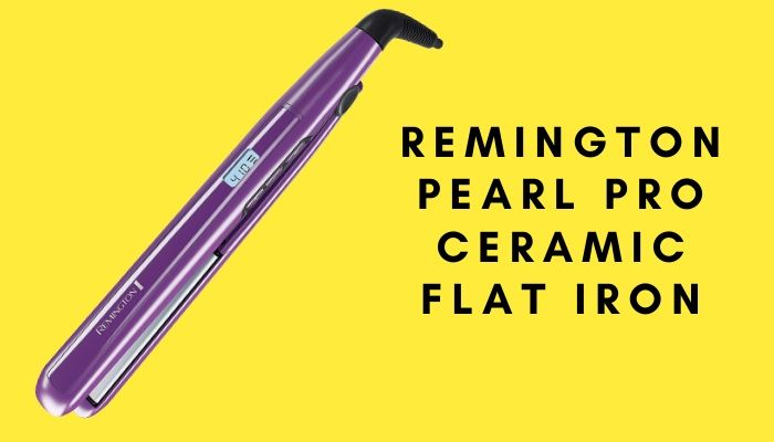 Remington Pearl Pro Ceramic Flat Iron