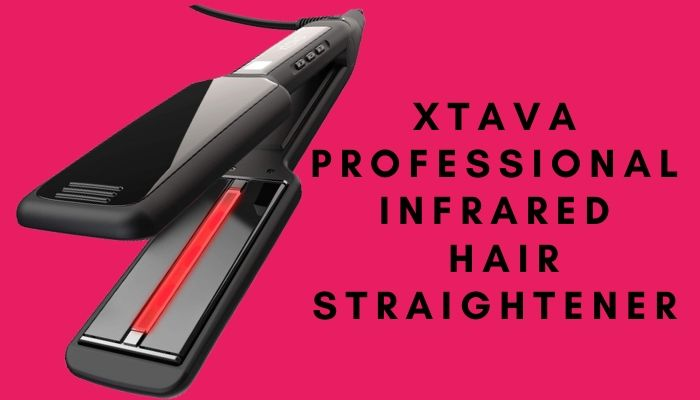 Xtava Professional Infrared Hair Straightener