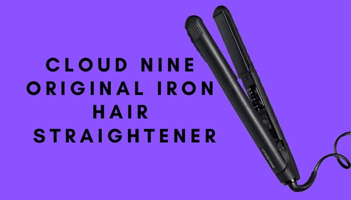 Cloud Nine Original Iron Hair Straightener