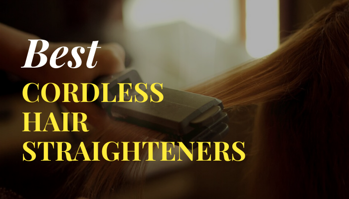 best Cordless Hair Straighteners