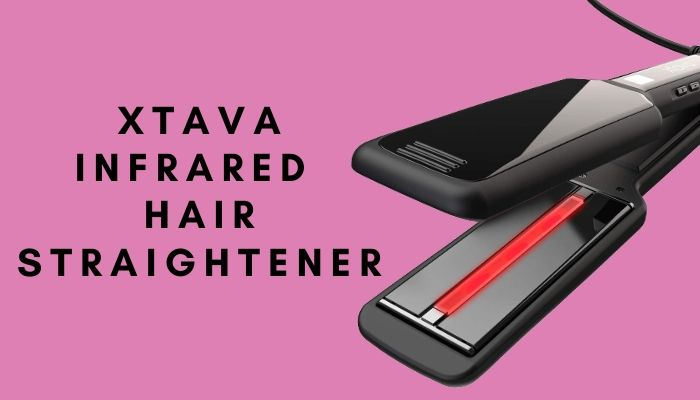 Xtava Infrared Hari Straightener