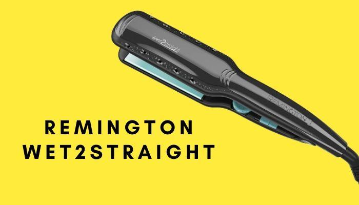 Remington Wet2Straight