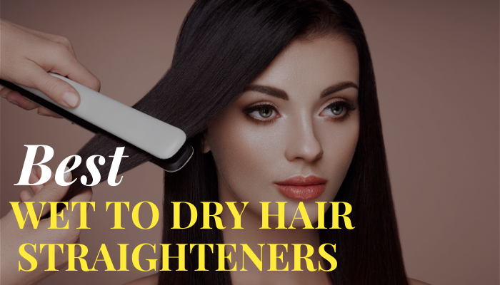 Best Wet to Dry Hair Straighteners
