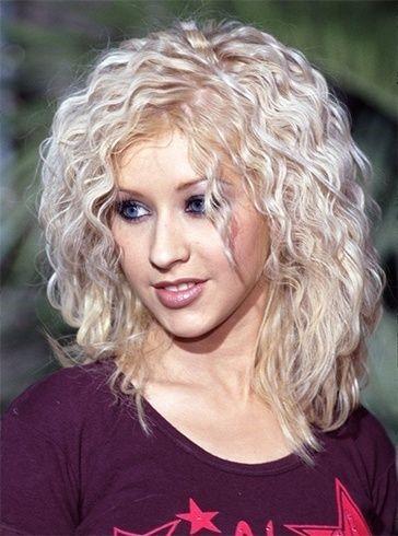 Crimpled Curls